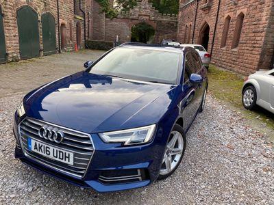 Audi A4 Avant Estate 2.0 TFSI S line Avant (s/s) 5dr