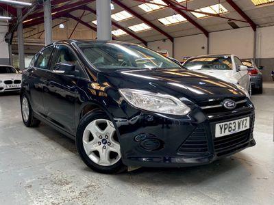 Ford Focus Hatchback 1.6 TDCi ECOnetic Edge 5dr