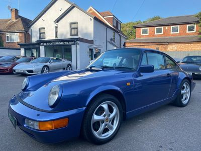 Porsche 911 Coupe 3.6 964 Carrera 4 AWD 2dr