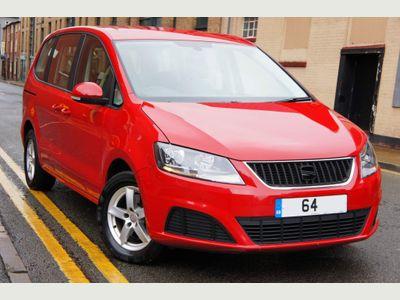 SEAT Alhambra MPV 2.0 TDI CR S DSG (s/s) 5dr