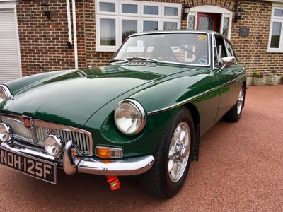 MG MGB GT Coupe 1.8 2dr