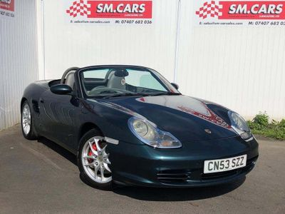PORSCHE BOXSTER Convertible 3.2 986 S Anniversary Edition Tiptronic S 2dr