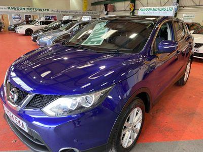 Nissan Qashqai SUV 1.2 DIG-T Acenta Premium 5dr