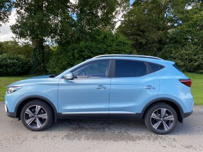 MG MG ZS SUV 44.5kWh Exclusive EV Auto 5dr