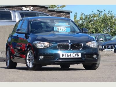 BMW 1 Series Hatchback 2.0 118d SE Sports Hatch (s/s) 5dr