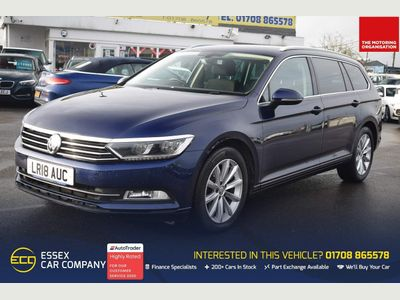 Volkswagen Passat Estate 2.0 TDI SE Business DSG (s/s) 5dr