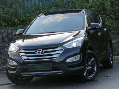 Hyundai Santa Fe SUV 2.2 CRDi Premium SE 4WD 5dr (7 seats)