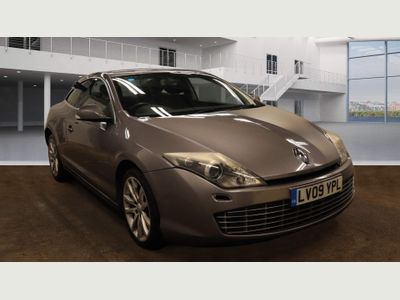 Renault Laguna Coupe 2.0 dCi TomTom Edition 2dr