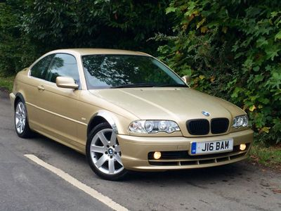 BMW 3 SERIES Coupe {Edition unlisted}