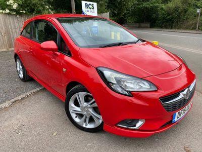 Vauxhall Corsa Hatchback 1.0i Turbo ecoFLEX SRi VX Line (s/s) 3dr