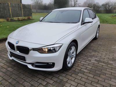 BMW 3 Series Saloon 2.0 318d Sport Auto (s/s) 4dr