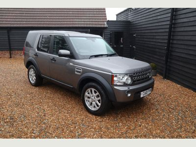 Land Rover Discovery 4 Other 2.7 TD V6 Panel Van 5dr