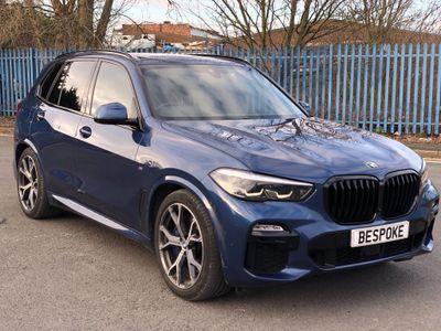 BMW X5 SUV 3.0 45e 24kWh M Sport Auto xDrive (s/s) 5dr