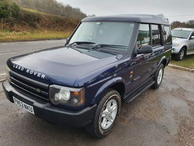 Land Rover Discovery Other 2.5 TD5 Panel Van 3dr