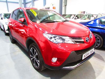Toyota RAV4 SUV 2.0 V-Matic Icon M-Drive S 4WD 5dr