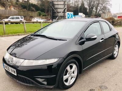 Honda Civic Hatchback 2.2 i-CTDi SE 5dr