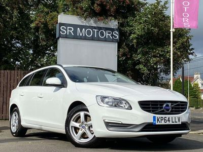Volvo V60 Estate 1.6 D2 Business Edition (s/s) 5dr