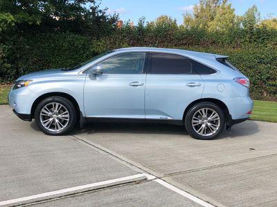 Lexus RX 450h SUV 3.5 Advance CVT 4x4 5dr (Pan roof)