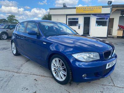 BMW 1 Series Hatchback 1.6 116i M Sport 5dr