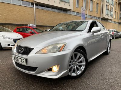 Lexus IS 250 Saloon 2.5 SR 4dr
