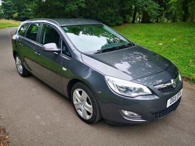 Vauxhall Astra Estate 1.6 i VVT 16v Exclusiv 5dr