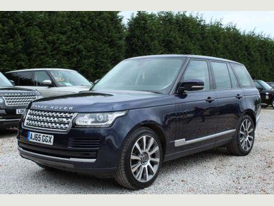 Land Rover Range Rover SUV 4.4 SD V8 Vogue Auto 4WD (s/s) 5dr