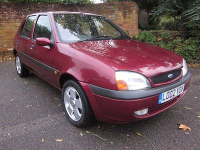 Ford Fiesta Hatchback 1.25 Freestyle 5dr