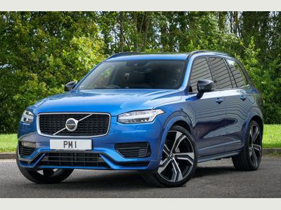 Volvo XC90 SUV 2.0h T8 Twin Engine 11.6kWh R-Design Pro Auto 4WD (s/s) 5dr