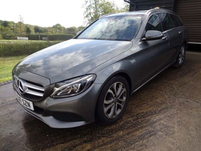 Mercedes-Benz C Class Estate 2.1 C220d Sport (Premium Plus) G-Tronic+ (s/s) 5dr