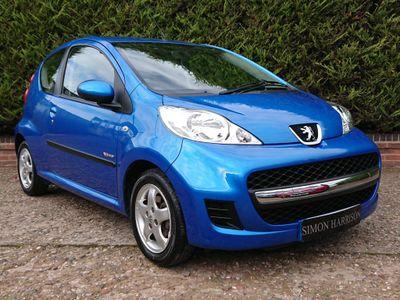 Peugeot 107 Hatchback 1.0 12V Verve 3dr
