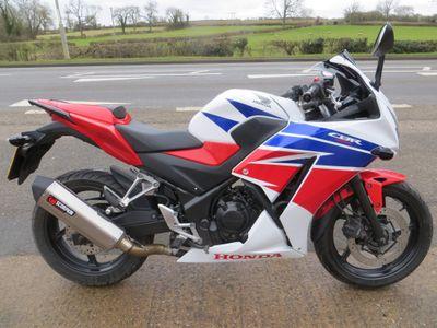 Honda CBR300 Sports Tourer 300 RA Sports/Tourer