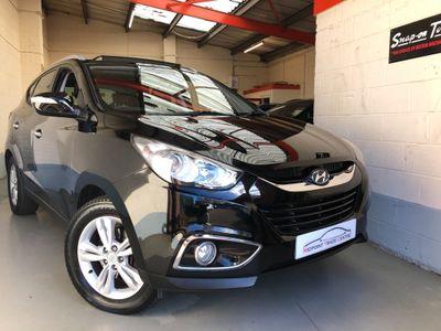 Hyundai ix35 SUV 1.7 CRDi 16v Premium 2WD 5dr