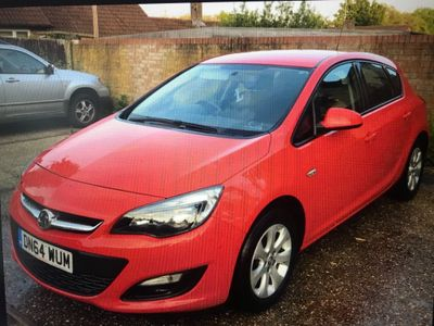 Vauxhall Astra Hatchback 1.6i Design 5dr