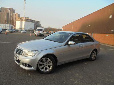 Mercedes-Benz C Class Saloon 1.8 C180 BlueEFFICIENCY SE 7G-Tronic 4dr