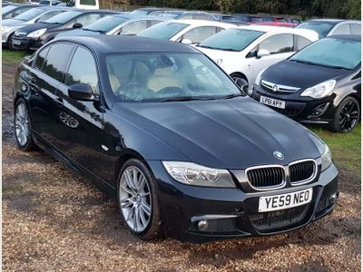 BMW 3 Series Saloon 2.0 318d M Sport Business Edition 4dr