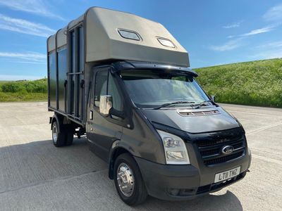 Ford Transit Unlisted HORSEBOX