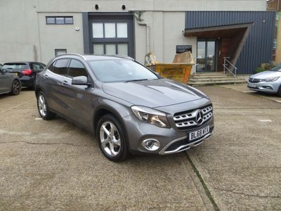 Mercedes-Benz GLA Class SUV 2.1 GLA200d Sport (Executive) 7G-DCT 4MATIC (s/s) 5dr