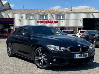 BMW 4 Series Gran Coupe Saloon 3.0 430d M Sport Gran Coupe Sport Auto (s/s) 5dr