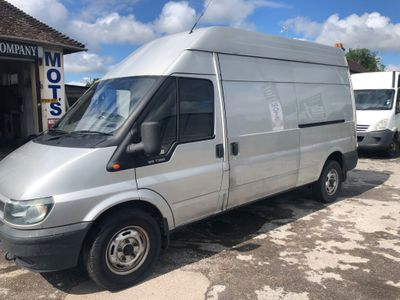 Ford Transit Panel Van 2.4 LWB High Roof , 125 ps Engine