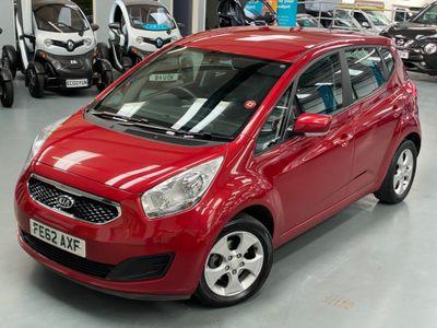 Kia Venga Hatchback 1.6 i 16v 2 5dr