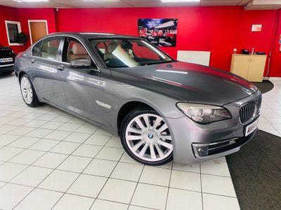 BMW 7 Series Saloon 3.0 730d SE (s/s) 4dr