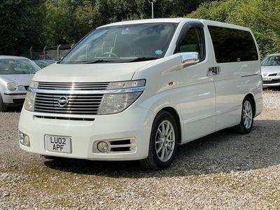 Nissan EL Grande. Motorhome