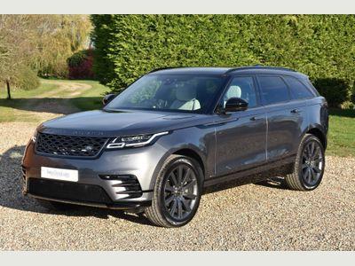Land Rover Range Rover Velar SUV 3.0 P380 R-Dynamic HSE Auto 4WD (s/s) 5dr
