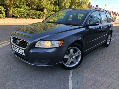 Volvo V50 Estate 2.0 D SE Lux (Premium Pack) Powershift 5dr