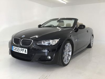 BMW 3 Series Convertible 3.0 330i M Sport Highline 2dr