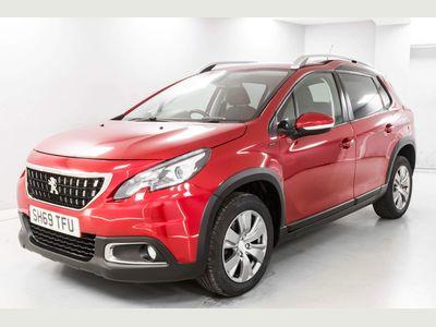 Peugeot 2008 SUV 1.2 PureTech Signature (s/s) 5dr