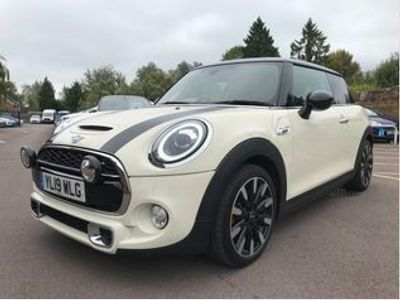 MINI Hatch Hatchback 2.0 Cooper S Exclusive (s/s) 3dr