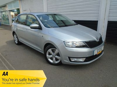 SKODA Rapid Spaceback Hatchback 1.6 TDI SE Spaceback 5dr