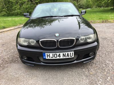 BMW 3 Series Convertible 2.5 325Ci 325 Sport 2dr