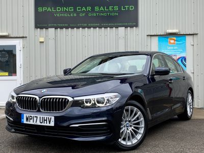 BMW 5 Series Saloon 3.0 540i SE Auto xDrive (s/s) 4dr